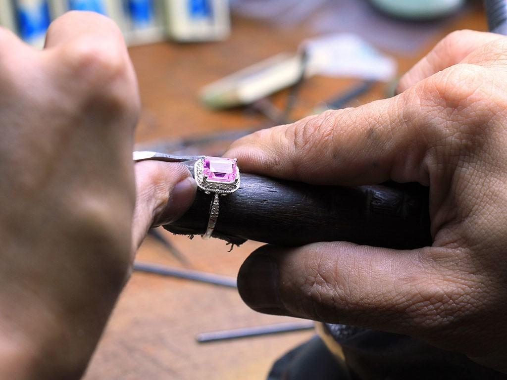 bijuterii amani inel